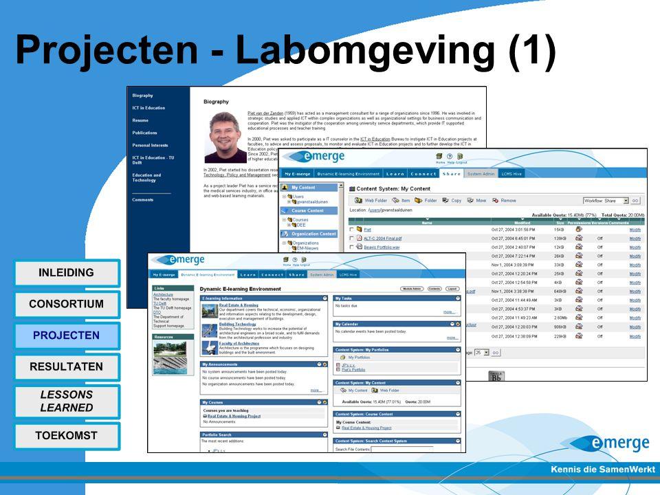 Projecten - Labomgeving (1)