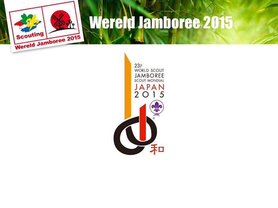 Wereld Jamboree 2015 in Japan