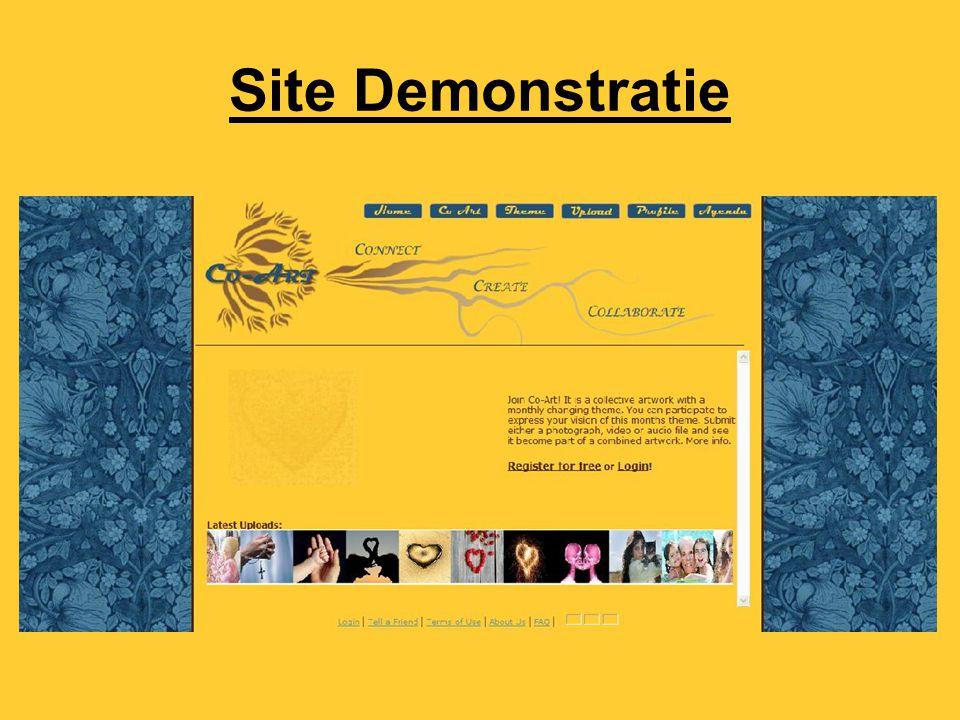 Navigatie/Flowchart Intro Citaat William Blake Home Informatie en uitleg (incl.