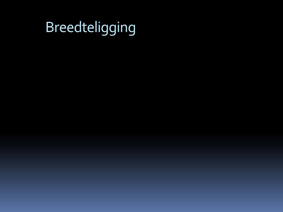 Breedteligging