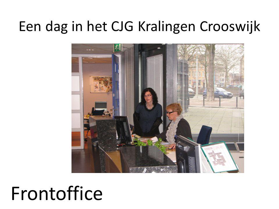 Een dag in het CJG Kralingen Crooswijk Frontoffice