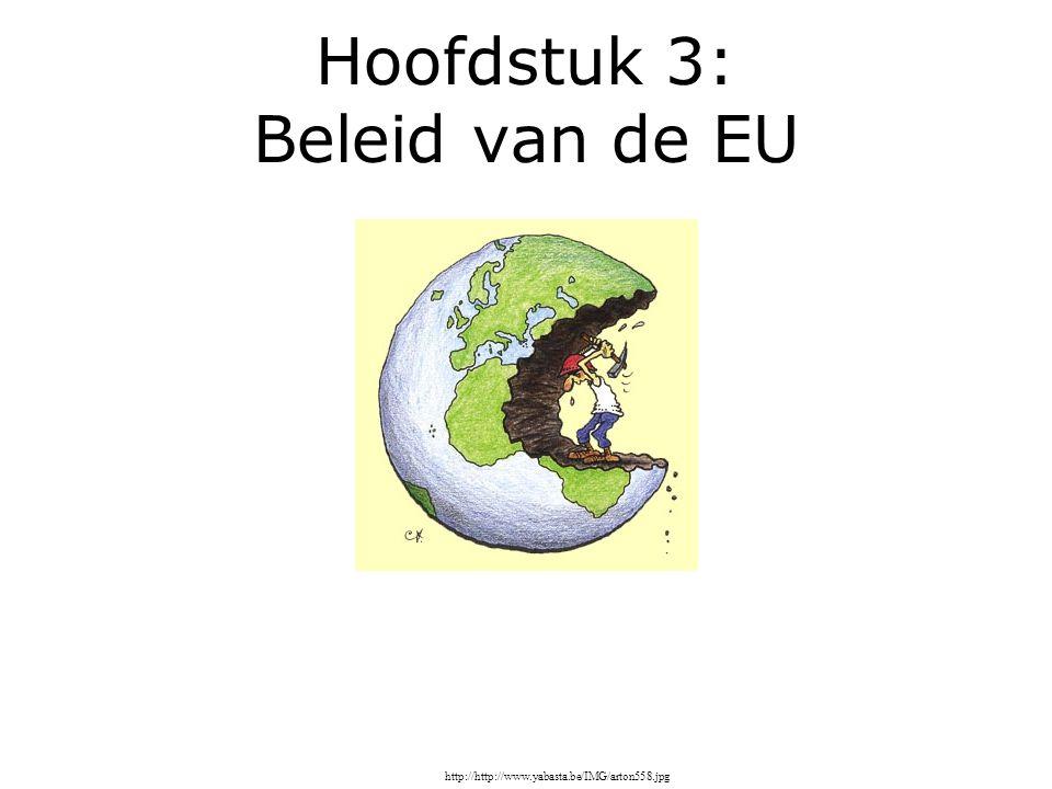 Hoofdstuk 3: Beleid van de EU http://http://www.yabasta.be/IMG/arton558.jpg