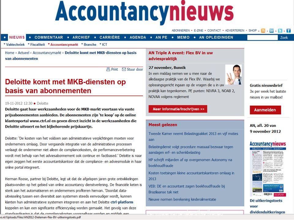 13Standard Business Reporting Programma Een initiatief van de Nederlandse overheid