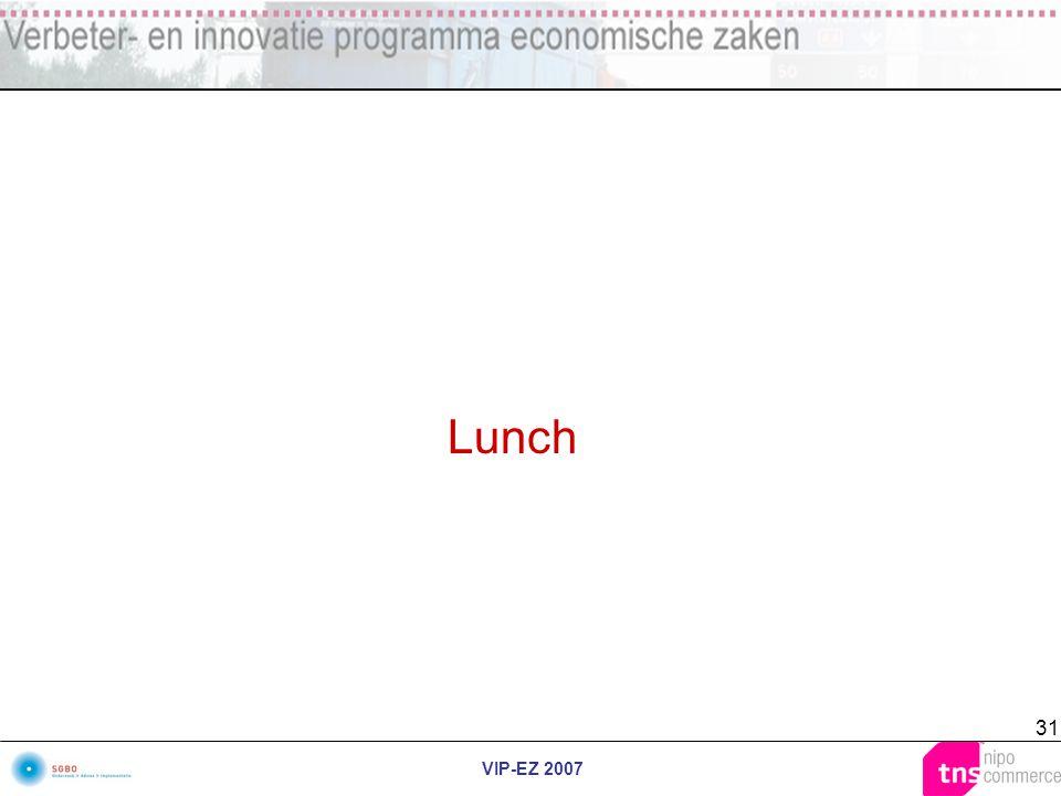 VIP-EZ 2007 31 Lunch