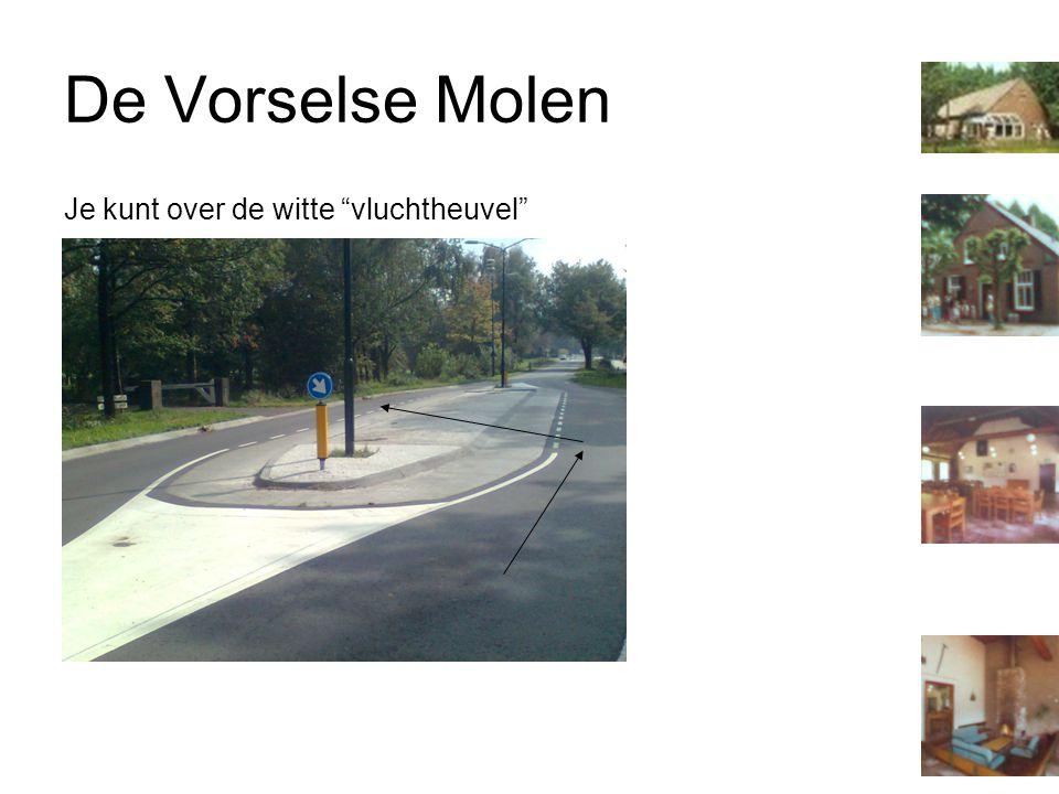 De Vorselse Molen - kosten €2075,- contract €2025,- huur Incl.