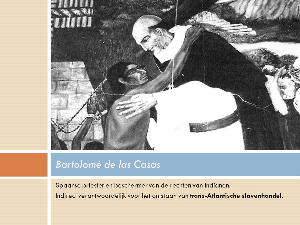 Spaanse priester en beschermer van de rechten van Indianen.