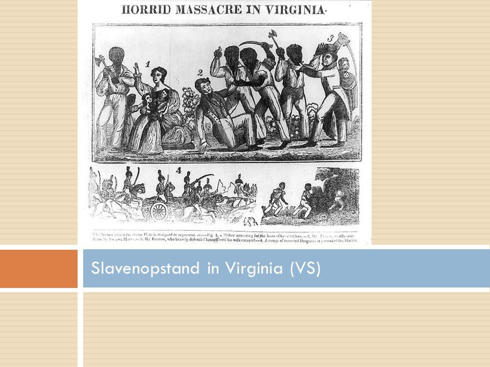 Slavenopstand in Virginia (VS)