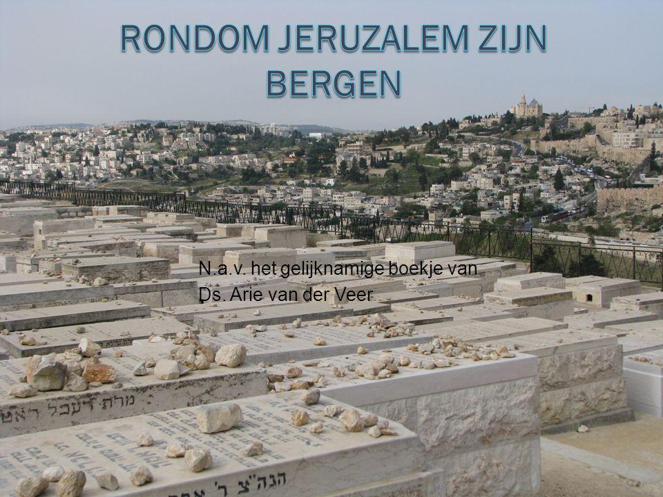 N.a.v. het gelijknamige boekje van Ds. Arie van der Veer