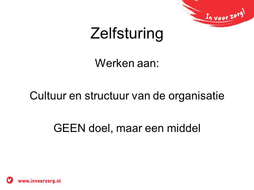 Cultuur Van Nederland Cultuur en Structuur Van