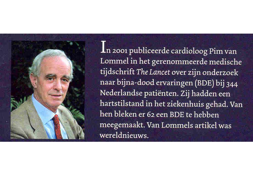 Kwantumfysica en Bewustzijn Pim van Lommel: Eindeloos Bbewustzijn.