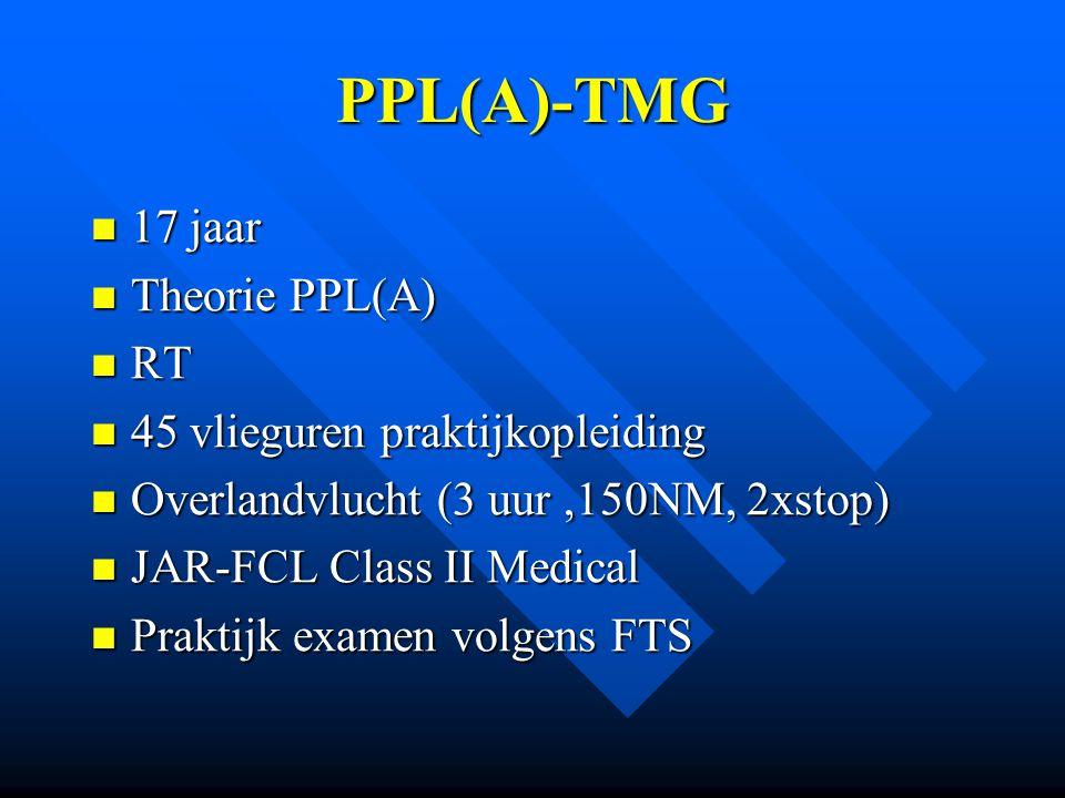 Verlengen RPL(A) RPL(A) is telkens maximaal twee jaar geldig Indien meer dan 11 uur : Trainingsvlucht van 1 uur met een RFI en afgetekend door RFE Indien meer dan 11 uur : Trainingsvlucht van 1 uur met een RFI en afgetekend door RFE Anders: profcheck met een RFE Anders: profcheck met een RFE In beide gevallen rapporteert de RFE aan IVW-DL en tekent hij het document af In beide gevallen rapporteert de RFE aan IVW-DL en tekent hij het document af