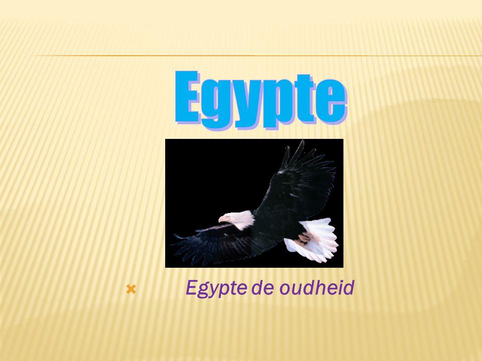  Egypte de oudheid