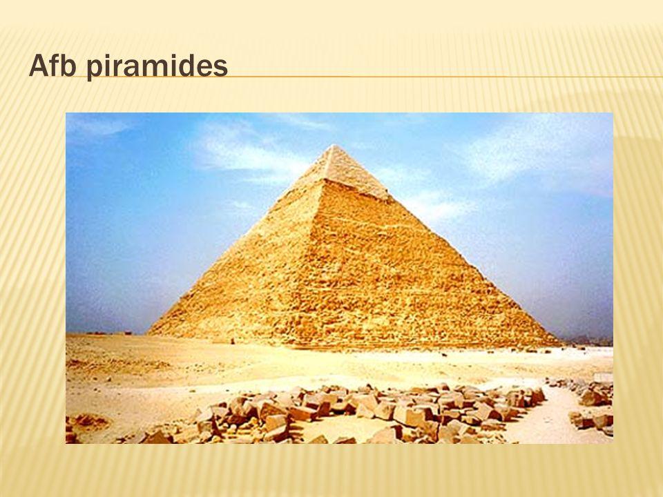 Afb piramides