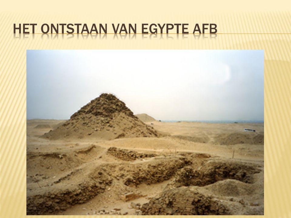 In Egypte is er niet veel veranderd.