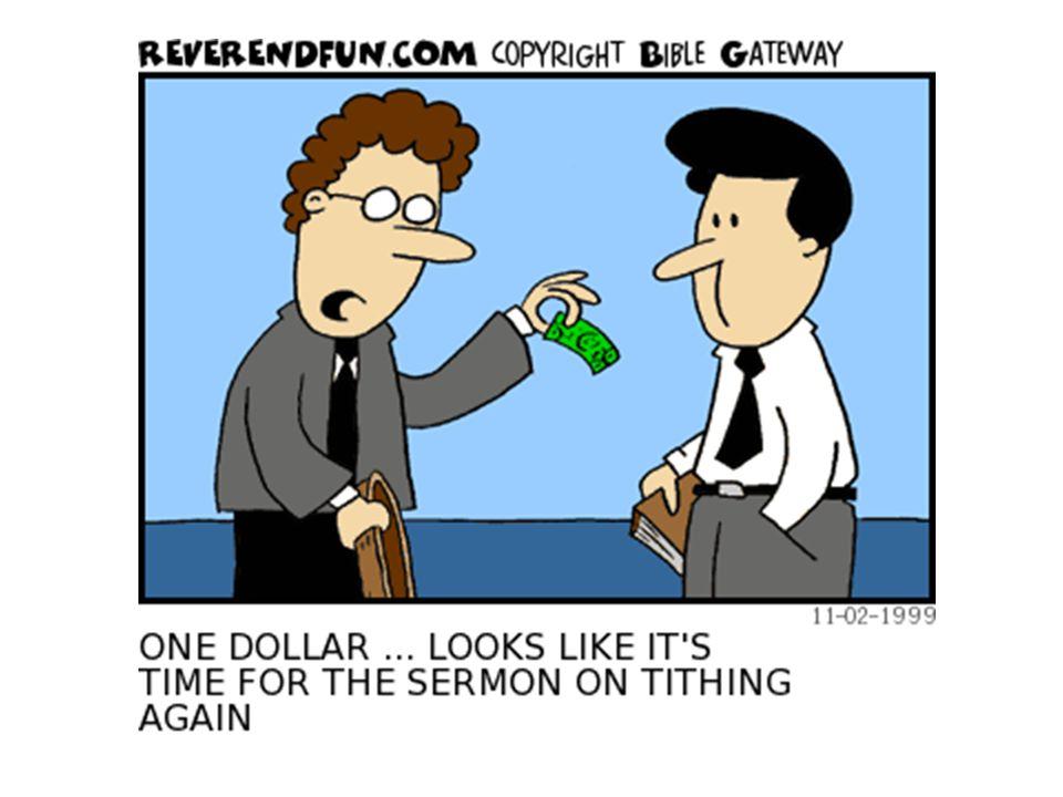 Nieuwe Testament Hoeveel geven? -zoveel als nodig -zoveel als mogelijk