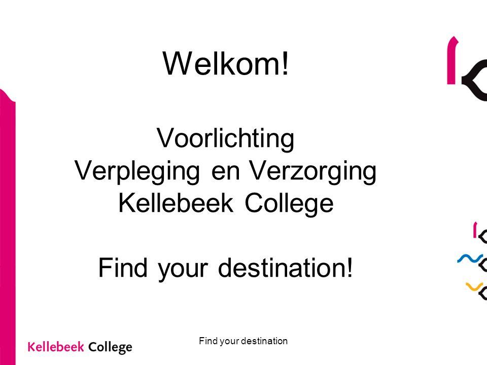 Training Omgangskunde Huishoudkunde Verpleegkunde Find your destination