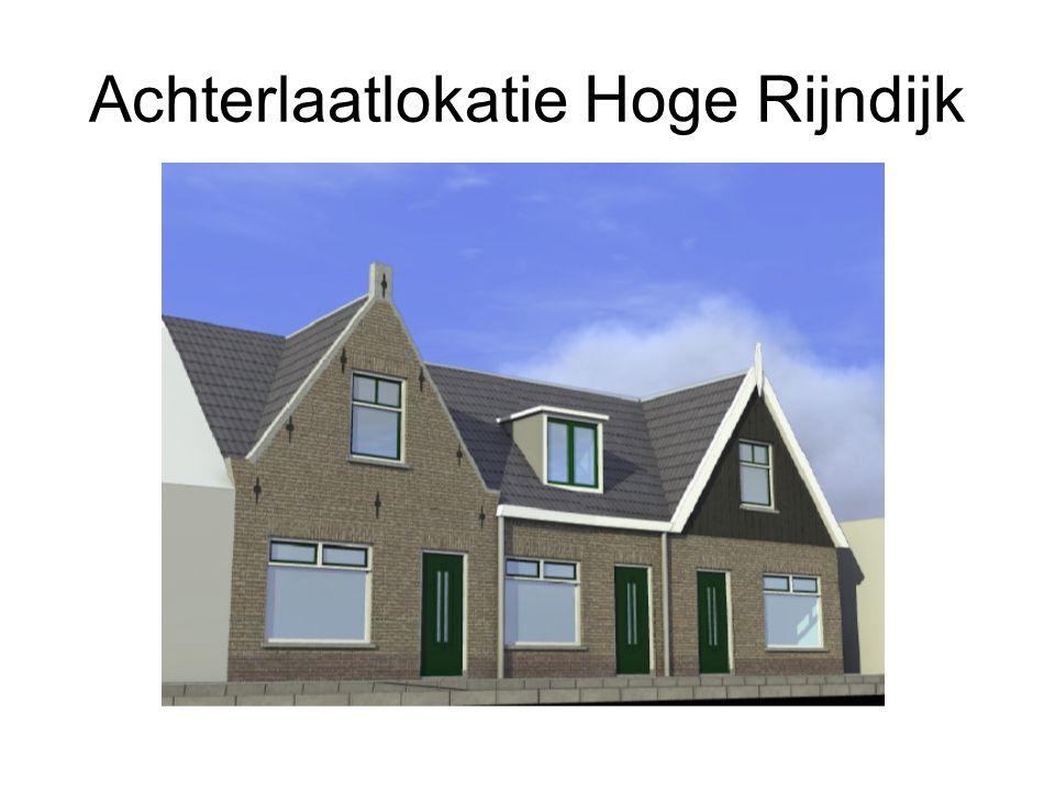 Achterlaatlokatie Hoge Rijndijk
