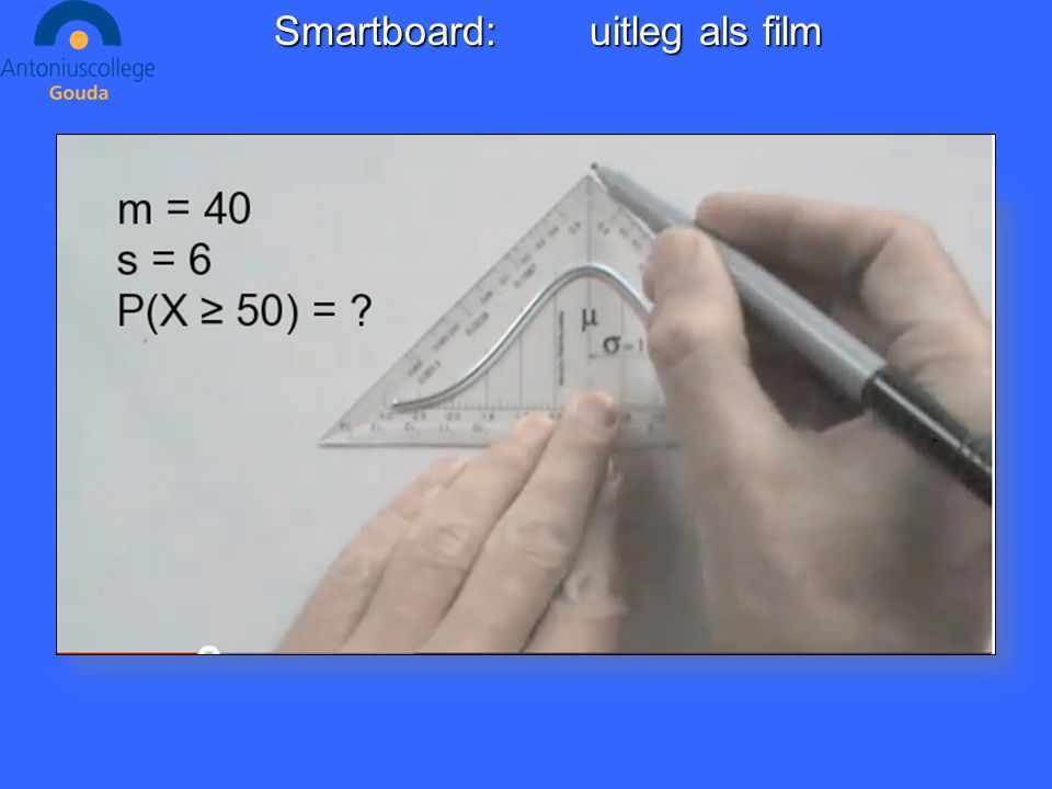 Smartboard:uitleg als film