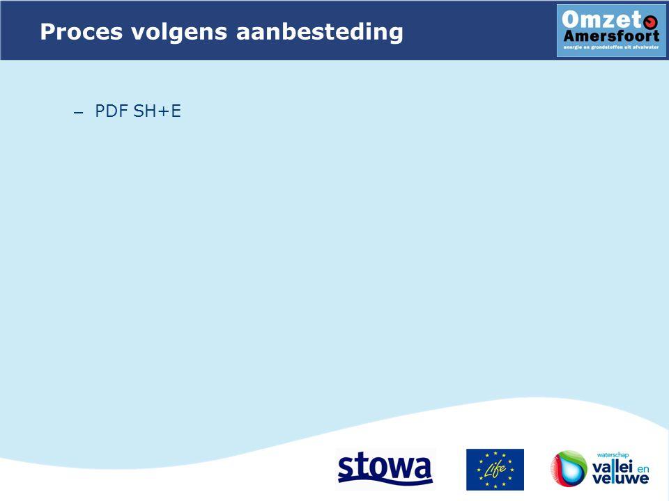 Proces volgens aanbesteding – PDF SH+E