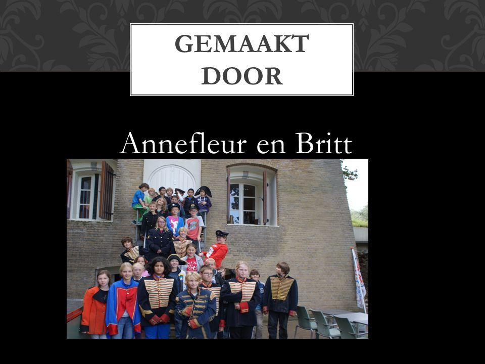 Annefleur en Britt GEMAAKT DOOR