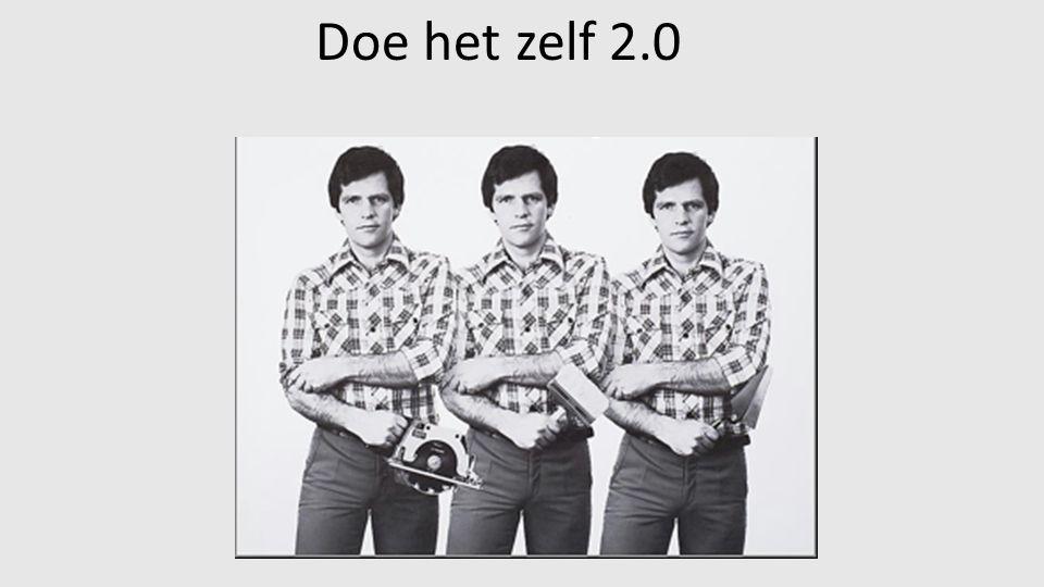 Doe het zelf 2.0