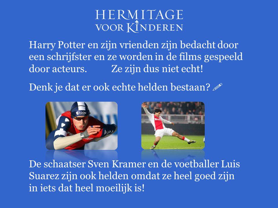 Niet alle echte helden zijn beroemd.Jij hebt vast nog nooit van juf Tineke van der Steen gehoord.