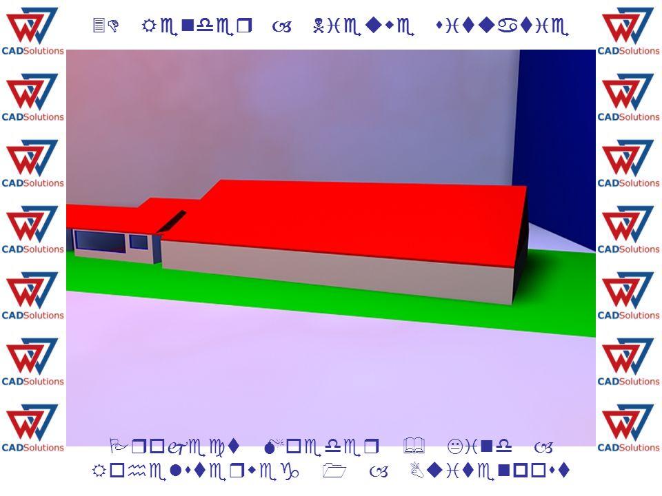 Project Moeder & Kind – Rohelsterweg 1 – Buitenpost 3D Render – Nieuwe situatie