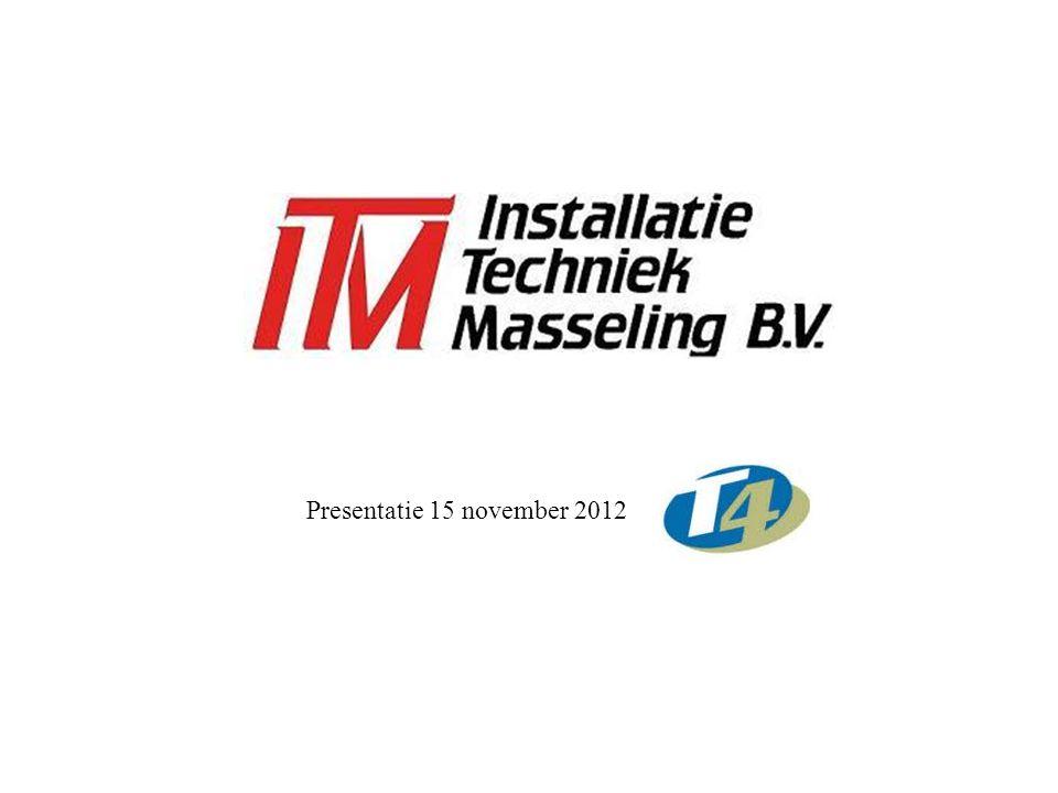 Presentatie 15 november 2012