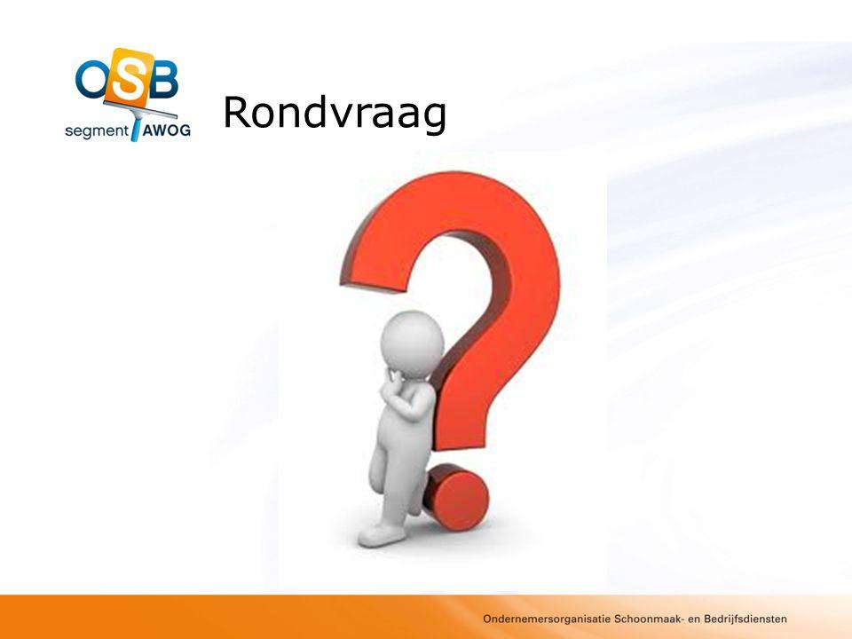 Belangrijke data ALV donderdag 12-12-2013 Stadion Velodrome Amsterdam (ontvangst vanaf 12.00 uur) Cursus commerciële gesprekstechnieken door Joop van Driel (OSB academie): dinsdag 14-1 en dinsdag 21-1-2014 Ledenbijeenkomst OSB-segment AWOG maandag 7-4-2014 (locatie en tijdstip volgt) Aanmelden www.osb.nl/osb-ledenbijeenkomstenwww.osb.nl/osb-ledenbijeenkomsten of www.osb.nl/osb-academie-laatste-trainingenwww.osb.nl/osb-academie-laatste-trainingen