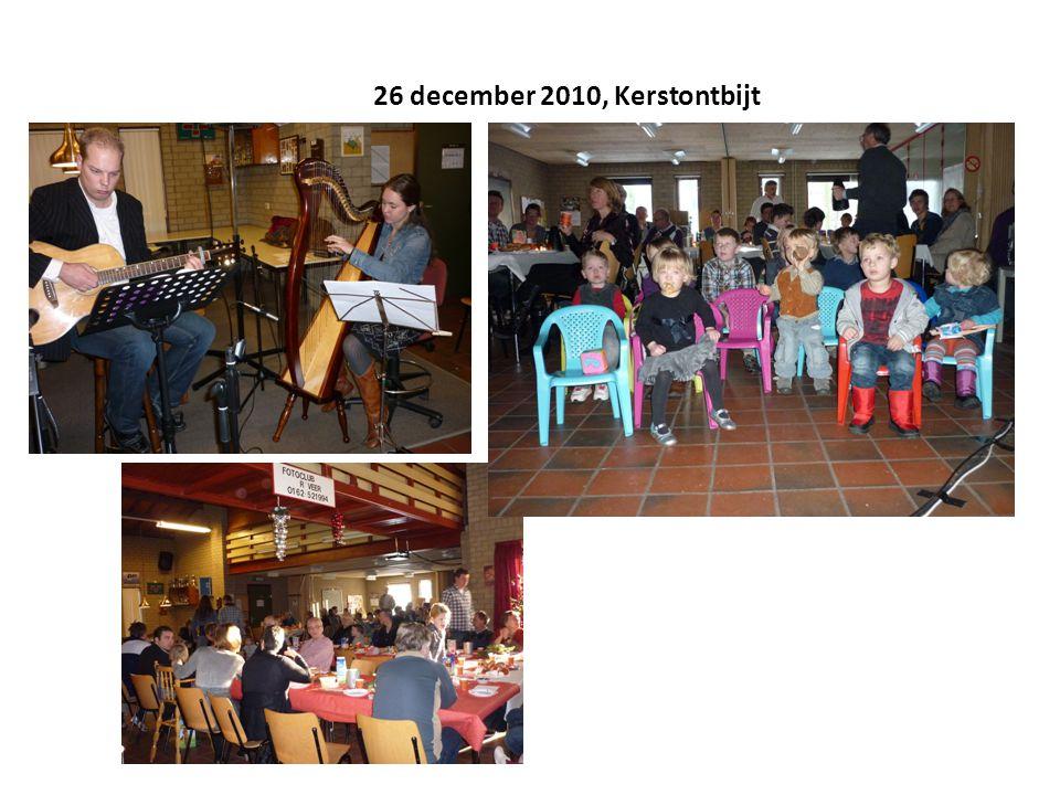 26 december 2010, Kerstontbijt