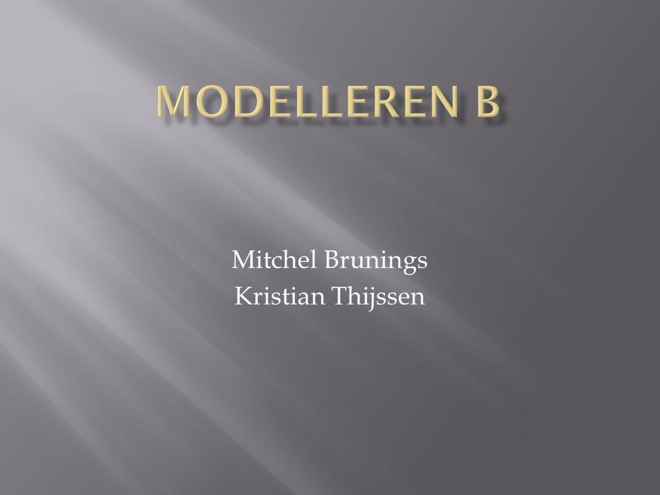 Mitchel Brunings Kristian Thijssen
