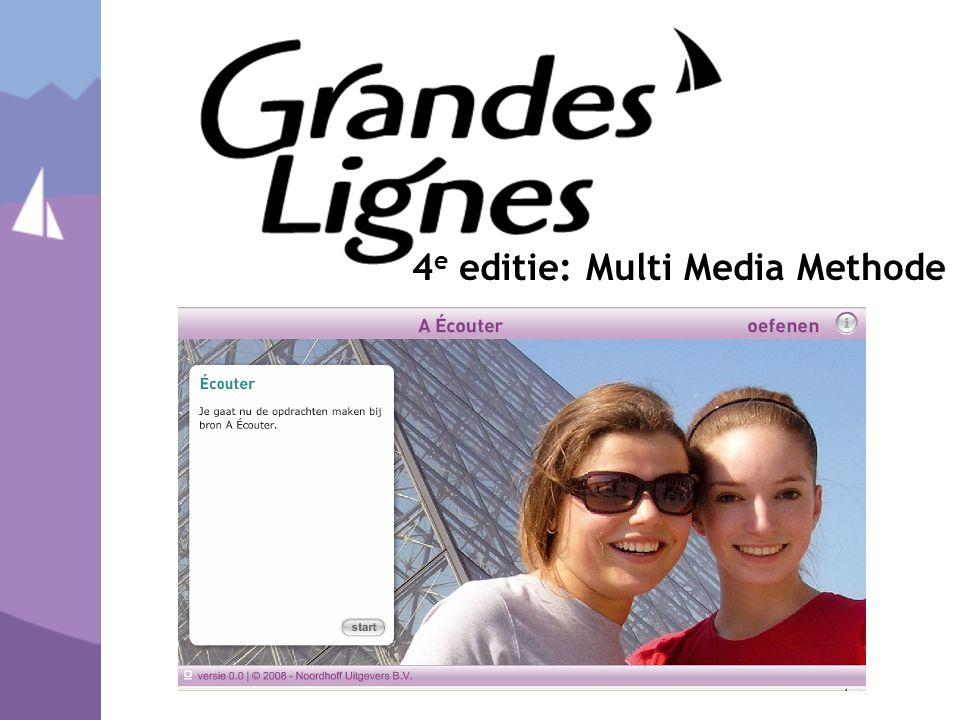 4 e editie: Multi Media Methode