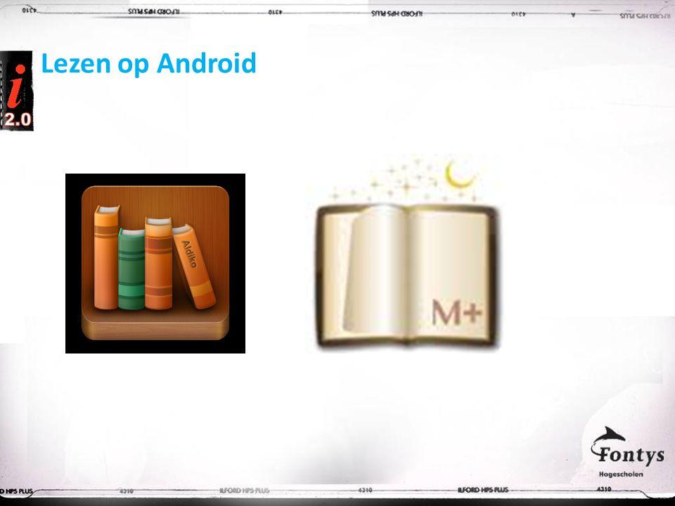 Lezen op Android
