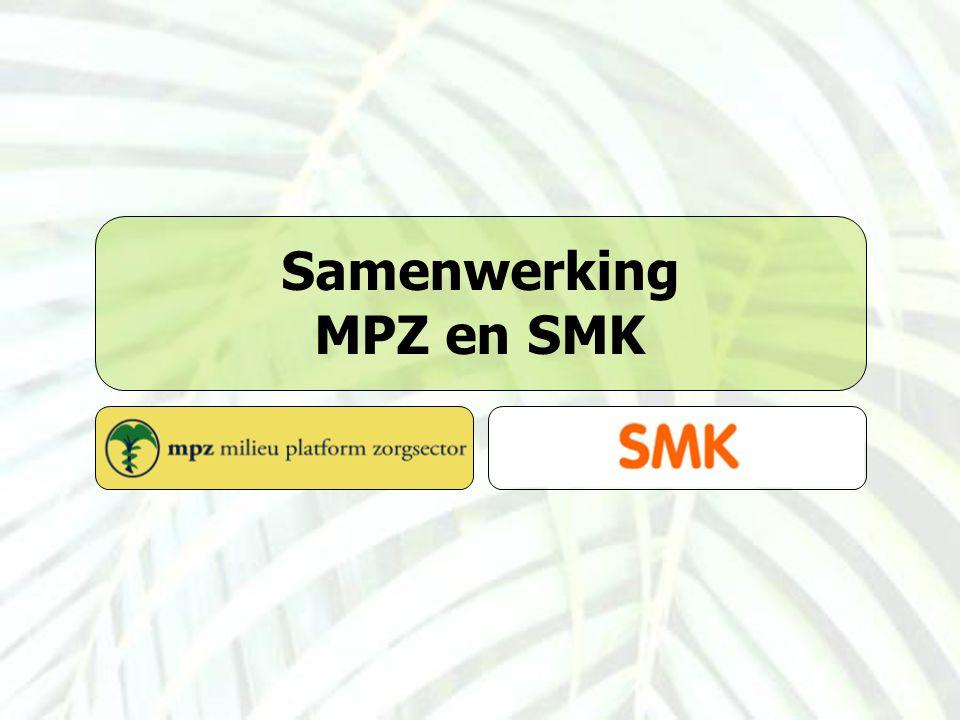 Samenwerking MPZ en SMK
