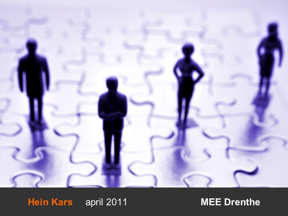 Hein Kars april 2011MEE Drenthe