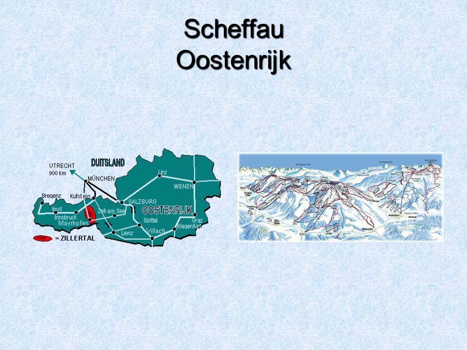 Scheffau Oostenrijk
