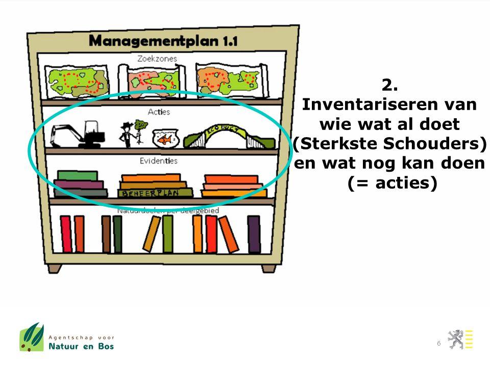 ?Focus Overlegproces.3. Informeren over en bespreken van verdeling doelen binnen SBZ 4.