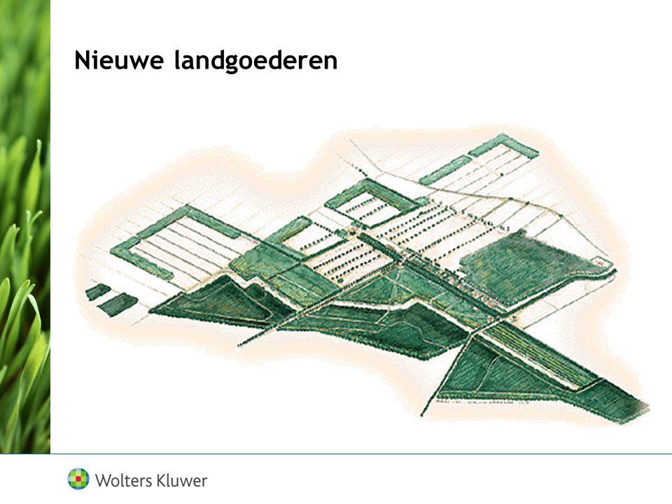 Milieuknelpunten in de agrarische sector Regelingen: Reconstructie —RBV —Ruimte voor Ruimte —Verplaatsing Intensieve Veehouderij Rood voor Rood + verplaatsing (Overijssel) Verschillende provinciale subsidies