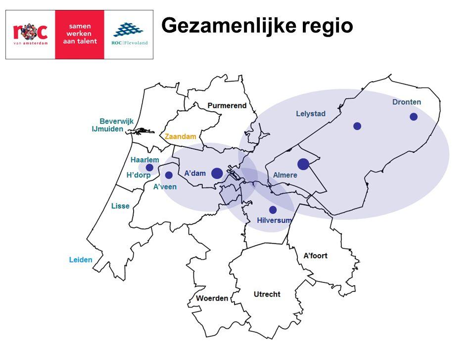 7 Gezamenlijke regio