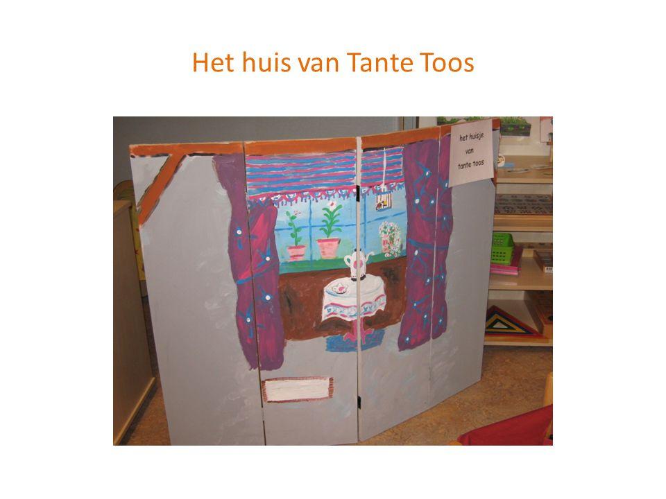 Het huis van Tante Toos