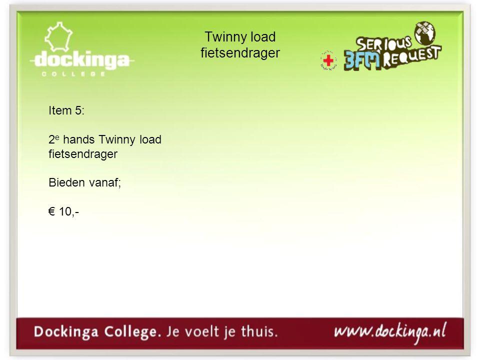 Twinny load fietsendrager Item 5: 2 e hands Twinny load fietsendrager Bieden vanaf; € 10,-