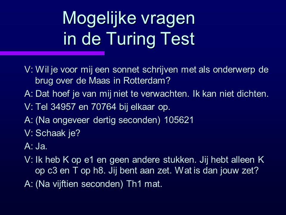Mogelijke vragen in de Turing Test V: Wil je voor mij een sonnet schrijven met als onderwerp de brug over de Maas in Rotterdam.