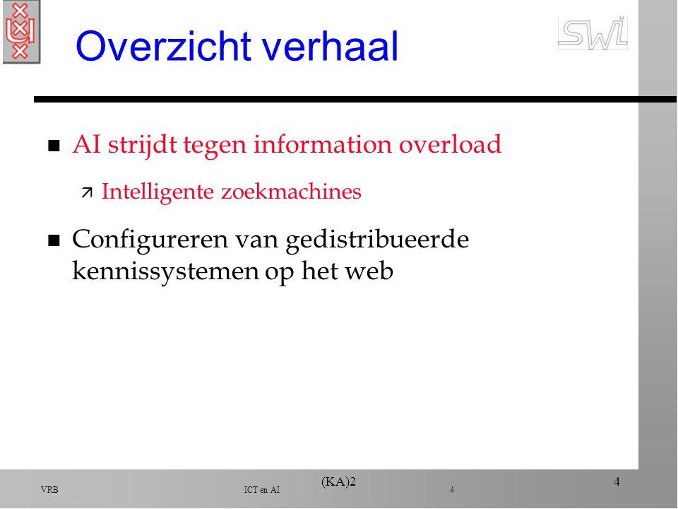 VRB ICT en AI 25 The whole picture