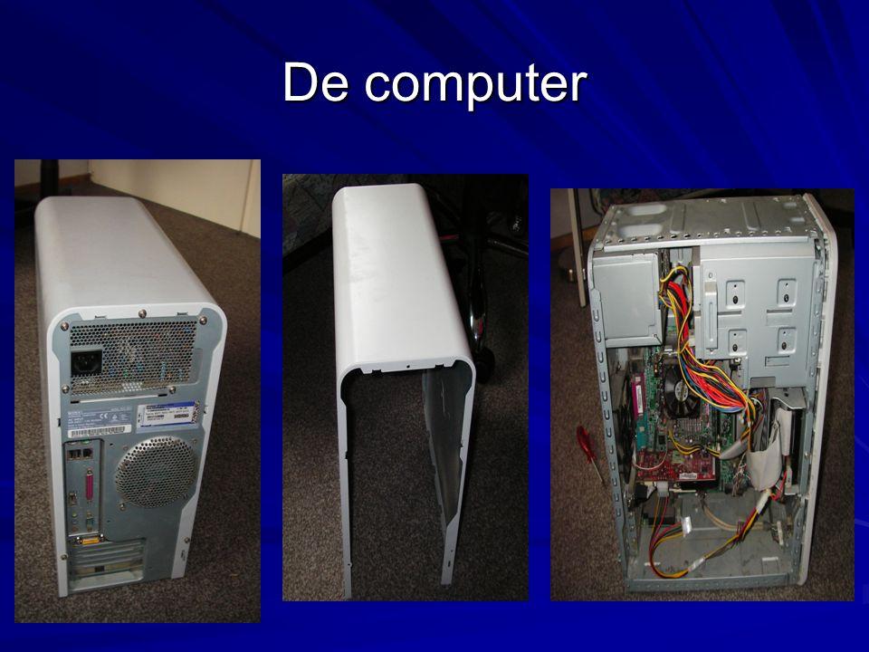 De computer
