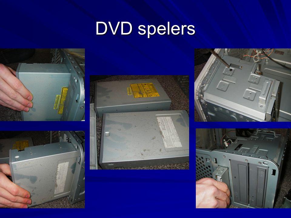 DVD spelers