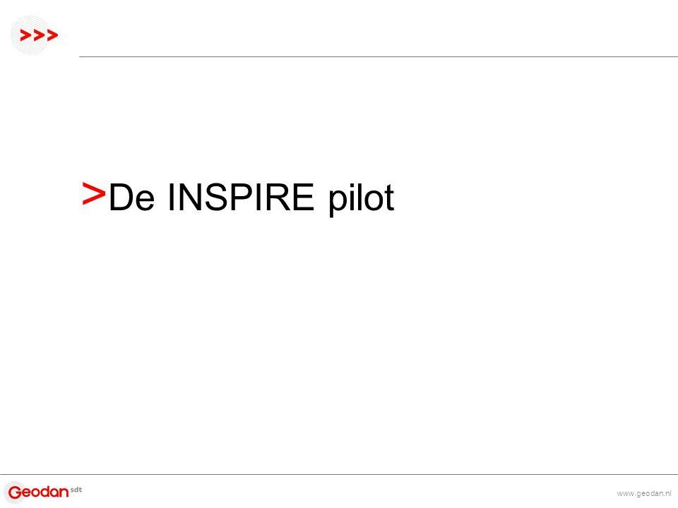 www.geodan.nl > De INSPIRE pilot