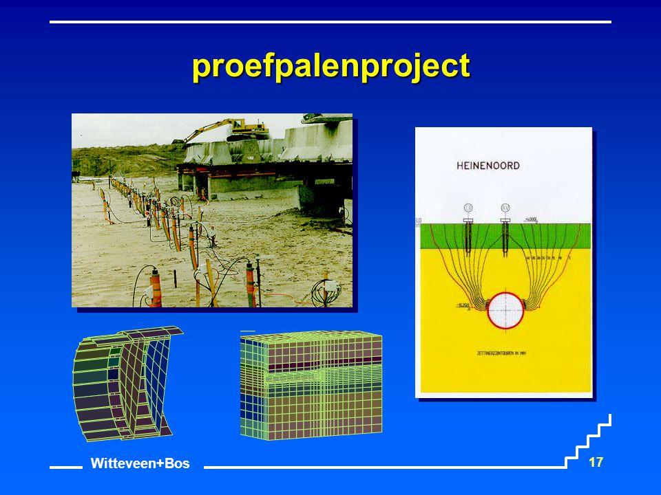 Witteveen+Bos 17 proefpalenproject