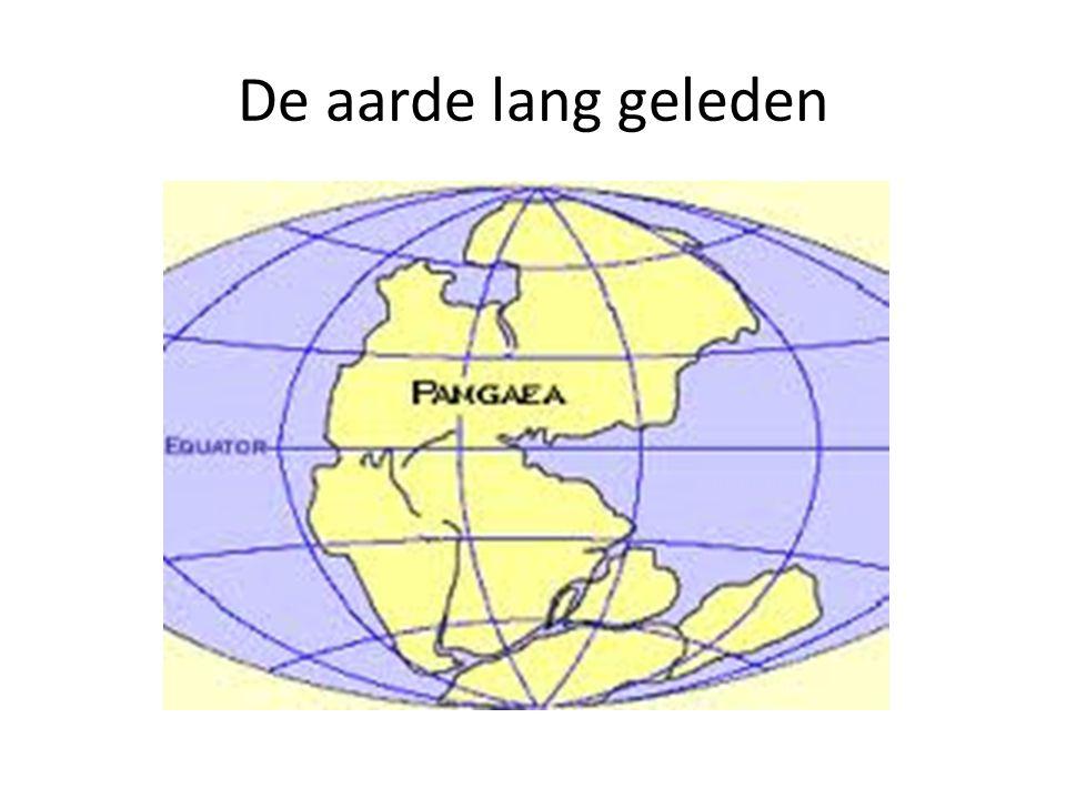 De aarde lang geleden
