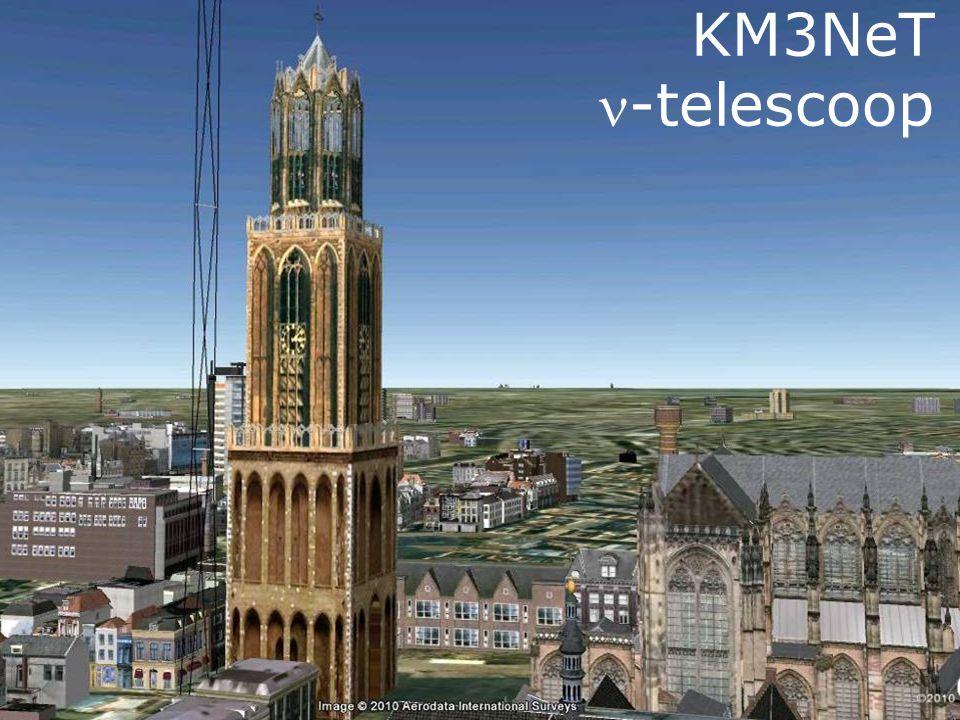 KM3NeT-telescoop