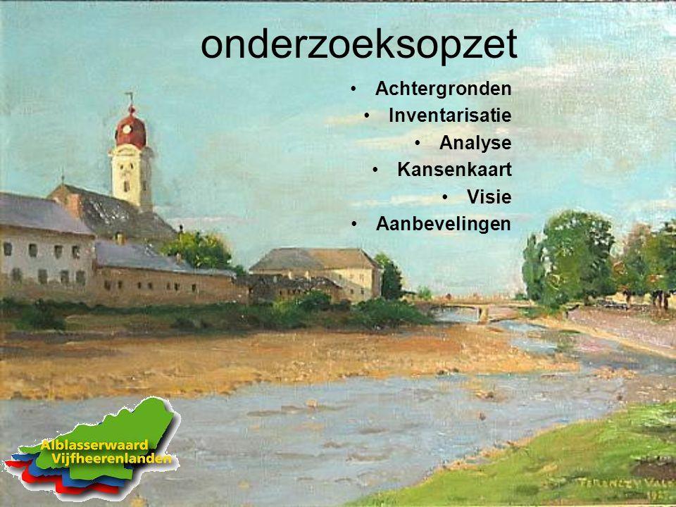 achtergronden (1) Krimp in perifere regio's Ministerie LNV: Topdorpen